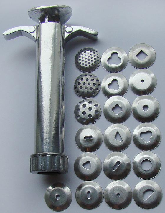Как сделать шприц для полимерной глины