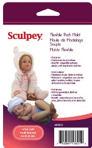 "Пресс-форма Sculpey Doll Maker ""Infant Mold\"""