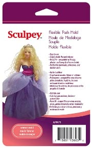 "Пресс-форма Sculpey Doll Maker ""Woman Mold\"""